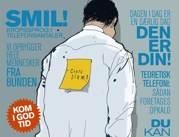 Dagpengeland udkommer på Gyldendal den 29. marts
